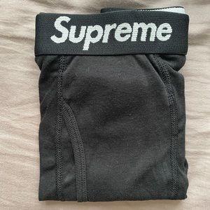 Supreme X Hanes Boxer Brief Brand New